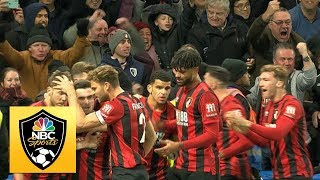 Dan Gosling gives Cherries late lead v. Chelsea | Premier League | NBC Sports Video