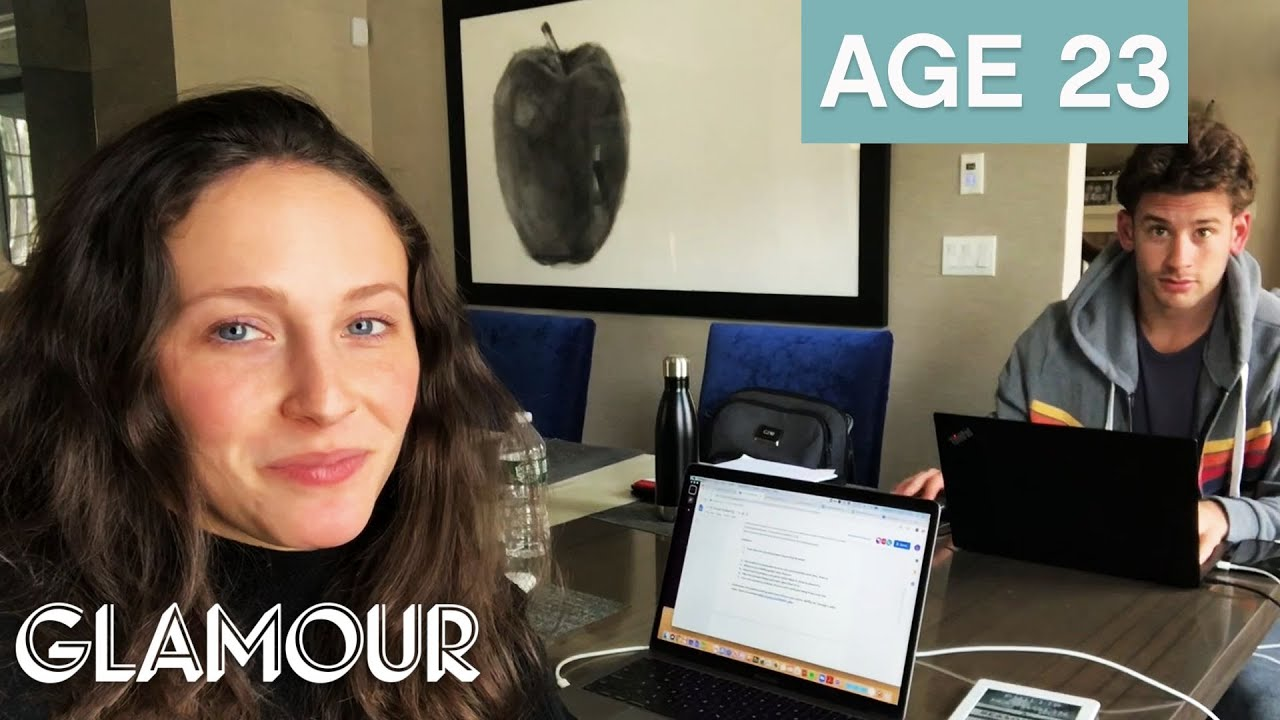 70 Women Ages 5-75: What's In Your Workspace? | Glamour