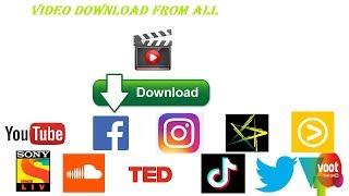 Download Videoder App How It Work How To Download Facebook