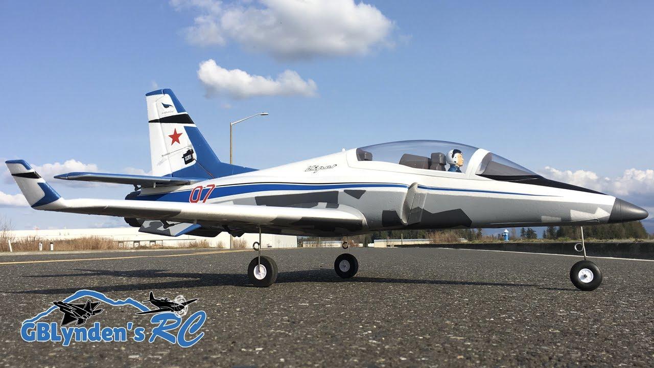 E-flite Viper 70mm EDF Jet Maiden Flight Review
