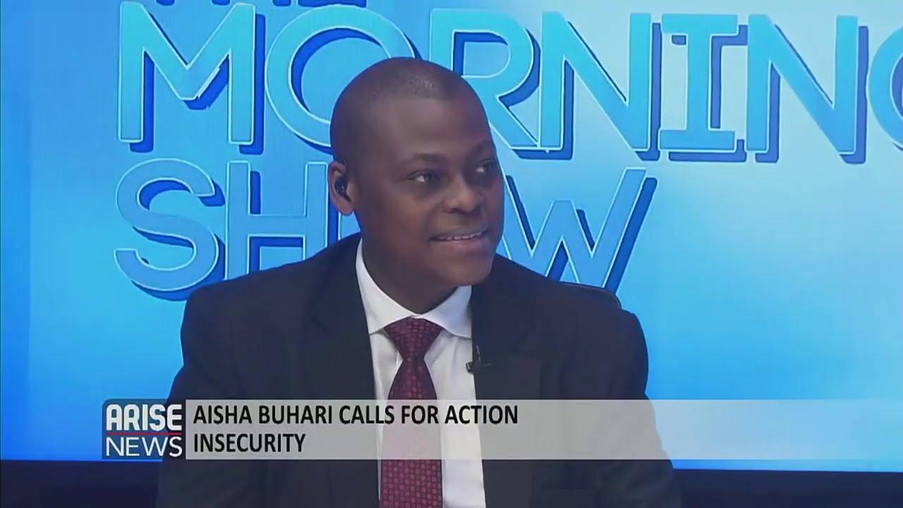 #EndSARS: Lagos, Abuja Set for Total Lockdown + Aisha Buhari Calls for Action - The Morning Show