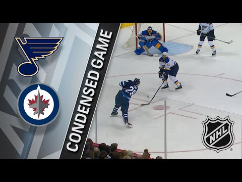 12/17/17 Condensed Game: Blues @ Jets