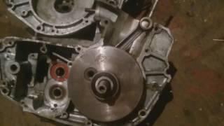 Garagedaily#7(новопривезенный чермет,сырье для мотоцикла Травы,половиним мотор старого Восход175)