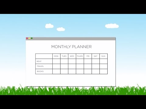 Budget Planning - YouTube
