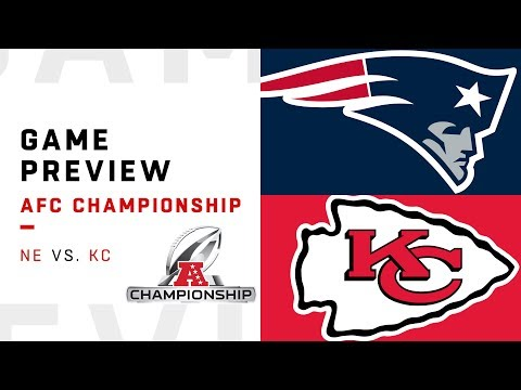 New England Patriots vs. Kansas City Chiefs | AFC Championship Preview | Move the Sticks