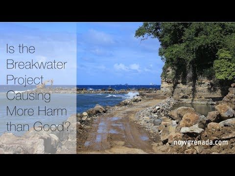 Is the Breakwater Project Causing More Harm than Good? - Dauer: 77 Sekunden