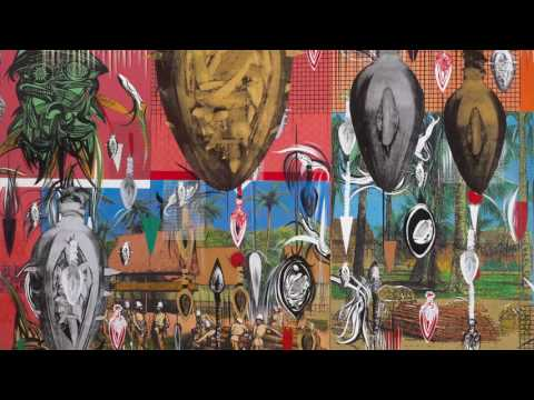 Artist and Empire: (En)countering Colonial Legacies (60sec)