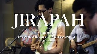 Jirapah | Summer (live on The Wknd Sessions, #76)