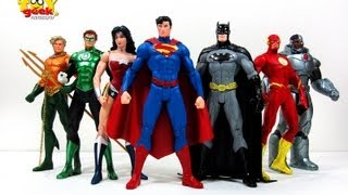 Justice League New 52 We Can Be Heroes 7-Pack Boxset
