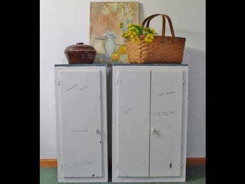 Vintage 1920s kitchen maid kitchen cabinets cupboards for for Kitchen cupboards for sale