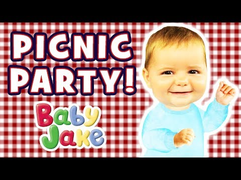 Baby Jake - Picnic Party | 40 + Minutes!