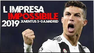 Juventus 3-0 Atletico Madrid | L'impresa impossibile | - The Movie
