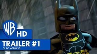 LEGO Batman - Der Film: Vereinigung der DC-Superhelden - Offizieller Trailer Deutsch HD