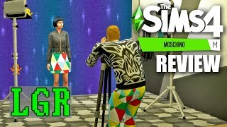 LGR - The Sims 4 Moschino Stuff Review