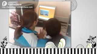 Maltese Students Working Gaudi Quiz 2