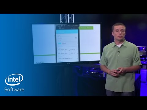 UX How-To with Luke Wroblewski | Intel Software