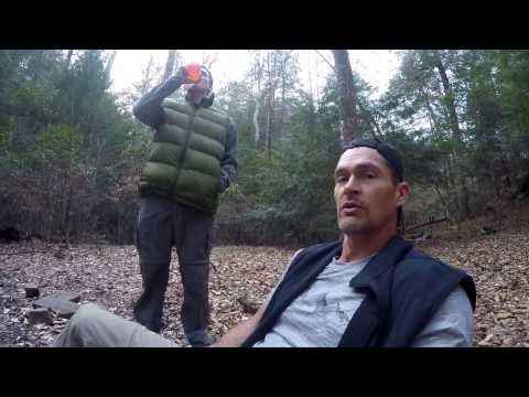 Sipsey Wilderness Backpacking : March 3-5 2017