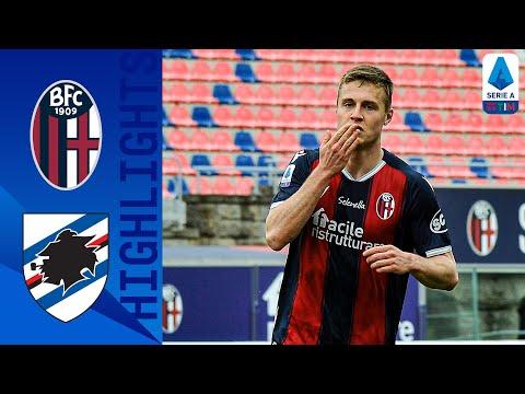Bologna Sampdoria Goals And Highlights