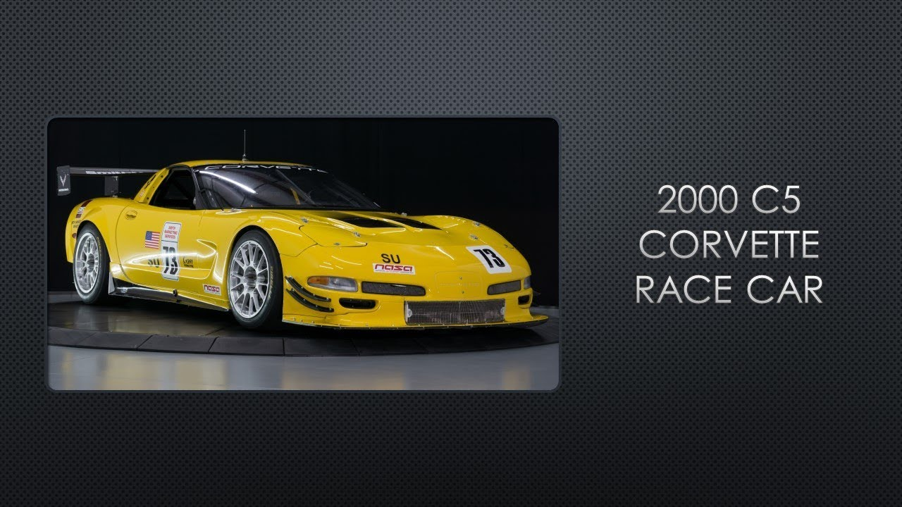 For Sale---2000 C5 Corvette Race Car---NASA ST-1 or SU Class Eligible