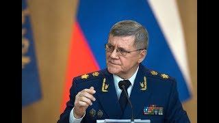 Обращение предпринимателя Олега Ситникова к генпрокурору Юрию Чайке