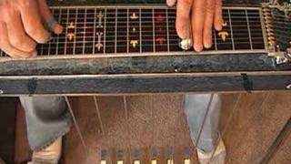 Beginner Steel Guitar, Major Scale Excercise