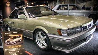 87年式 NISSAN LEOPARD | 日産 F31 レパード アルティマ 生産台数30台希少車 | 1512万円