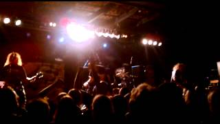 "NAPALM DEATH ""From Enslavement to Obliteration"" koncert w Warszawie 26.06.2013 Klub Progresja"