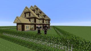 Jak Zbudowac Ladny Dom Wille W Minecraft