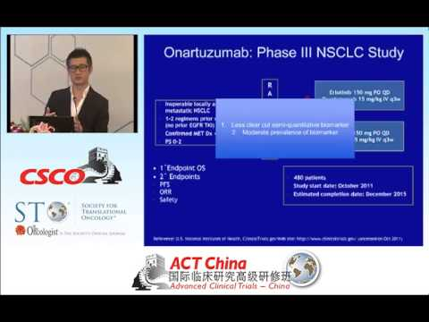 Tony Mok - Phase III Trial Design (Chinese)