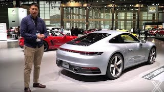 Porsche 992 Walkaround and Interior! | Improved or Ruined?