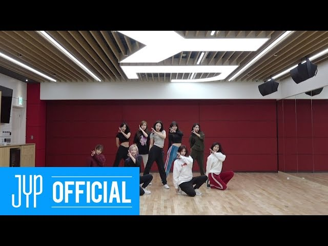 TWICE YES or YES Dance Video