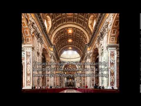 italian renaissance architecture youtube