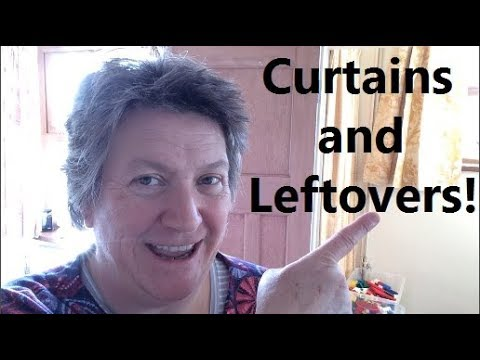 Curtains And Leftovers