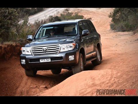 2015 Toyota LandCruiser Sahara V8 diesel review (POV)