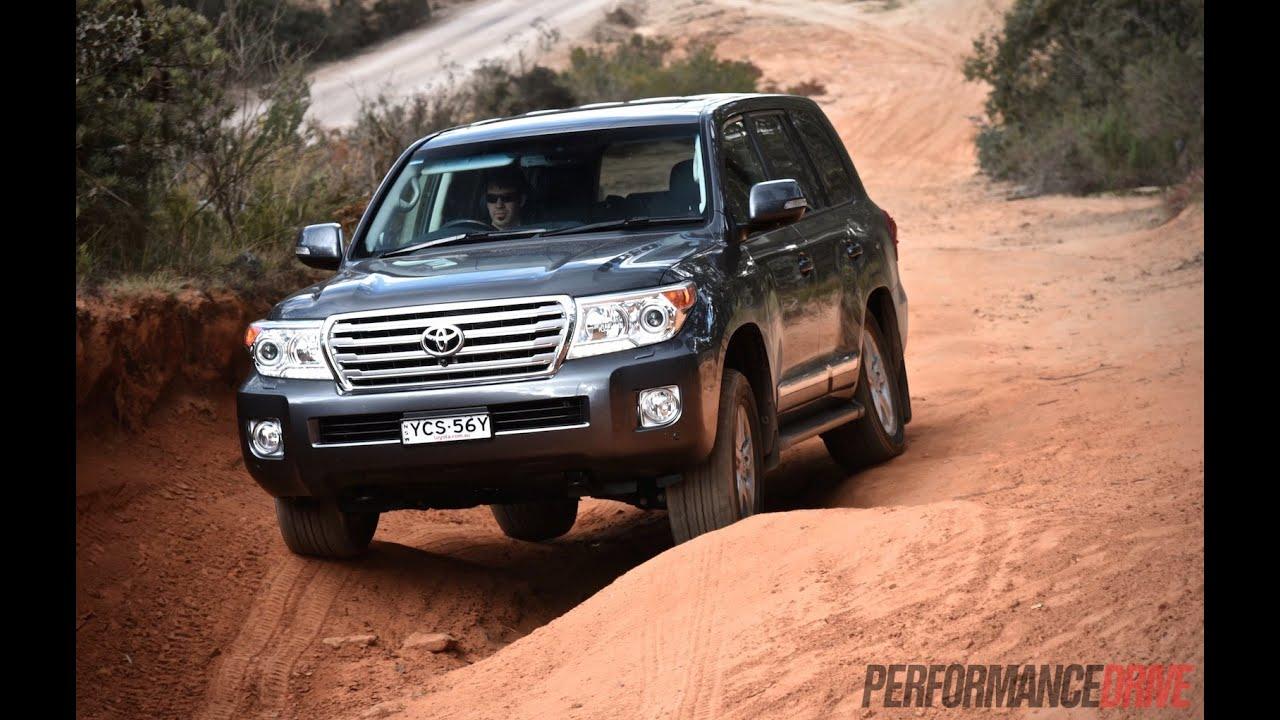 2015 Toyota LandCruiser Sahara V8 diesel review (POV ...