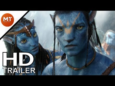 Avatar 2 : Return To Pandora 2018 Trailer...