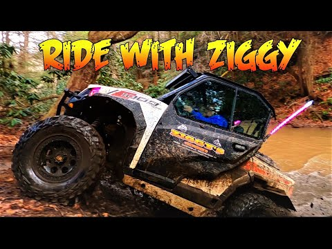 Group Ride Around Southern WV | Can-Am, Polaris, Honda's & More