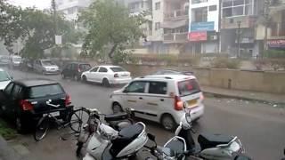 Weather in delhi now
