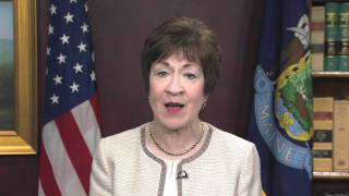 9/24/11 - Sen. Susan Collins (R-ME) Delivers Weekly GOP Address On Over-Regulation