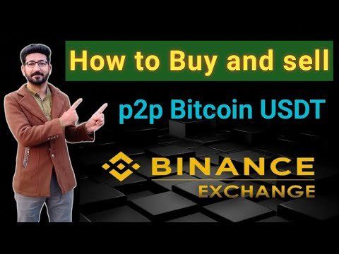 How to Buy and Sell on Binance p2p | Crypto p2p trading | Complete guide