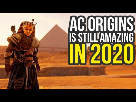Revisiting Assassin's Creed Origins In 2020 Made Me Even More Excited For Assassin's Creed 2020 thumbnail