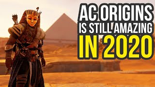 Revisiting Assassin's Creed Origins In 2020 Made Me Even More Excited For Assassin's Creed 2020