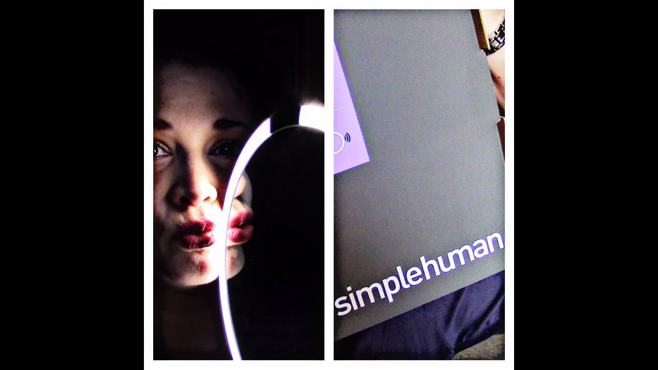 Review: SimpleHuman Sensor Lighted Vanity 5X Zoom Mirror Update 1 Year  Later!