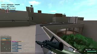 First Video! Phantom Forces on Roblox!