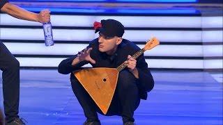 КВН Проигрыватель - 2016 Высшая лига Первая 1/2 Приветствие