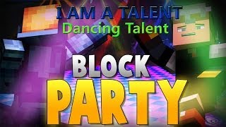 Dancing in Minecraft | Block Party Ultimate | New Mini-Game Mod