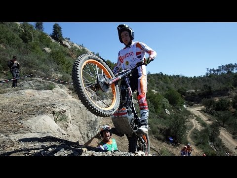 FIM Trial World Championship 2016 GP Catalunya - Spain - Cal Rosal by Jaume Soler