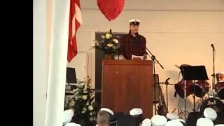 HG Hillerød Translokation tale v. Anders S. Olesen 2012.