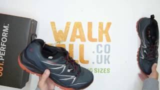Merrell Capra Bolt GORE-TEX® - Black / Navy - Walktall | Unboxing | Hands on