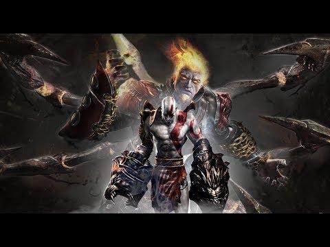 God Of War (Бог Войны) Все Боссы + Концовка